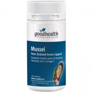 굿헬스 뉴질랜드 녹색입홍합 Green Lipped Mussel 150 캡슐